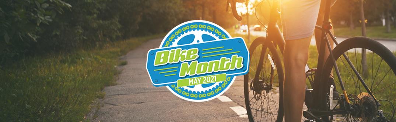 Bike Month Web Banner