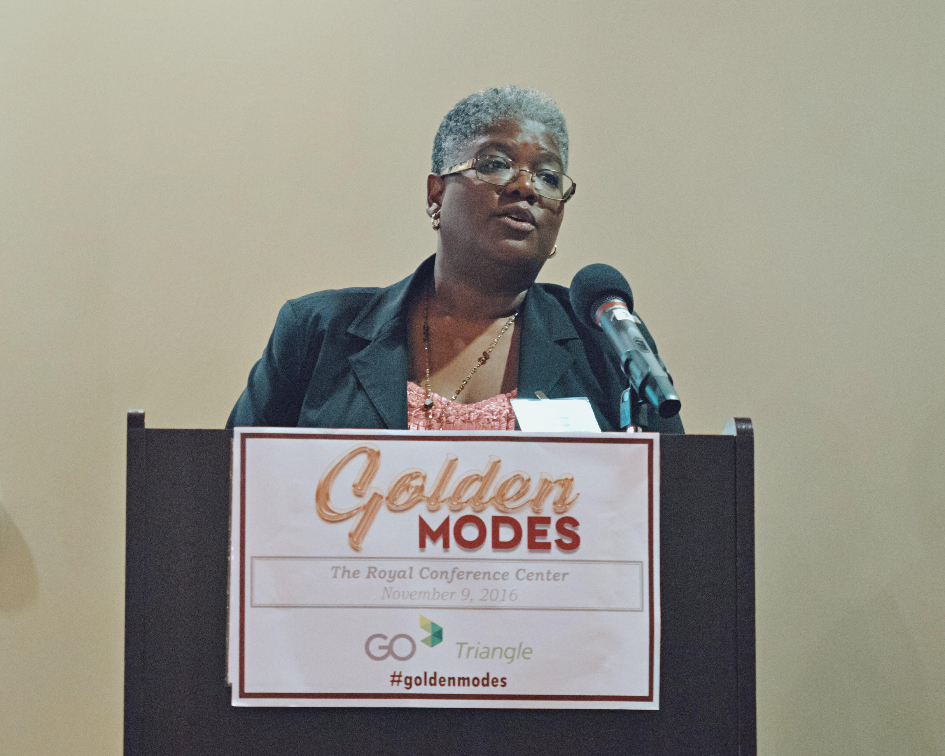 Kim Johnson at Golden Modes 2017