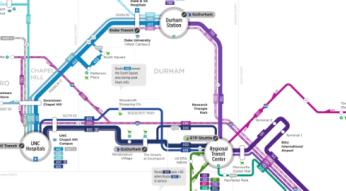 portion of gotriangle regional map