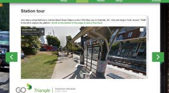 Light Rail Open House online