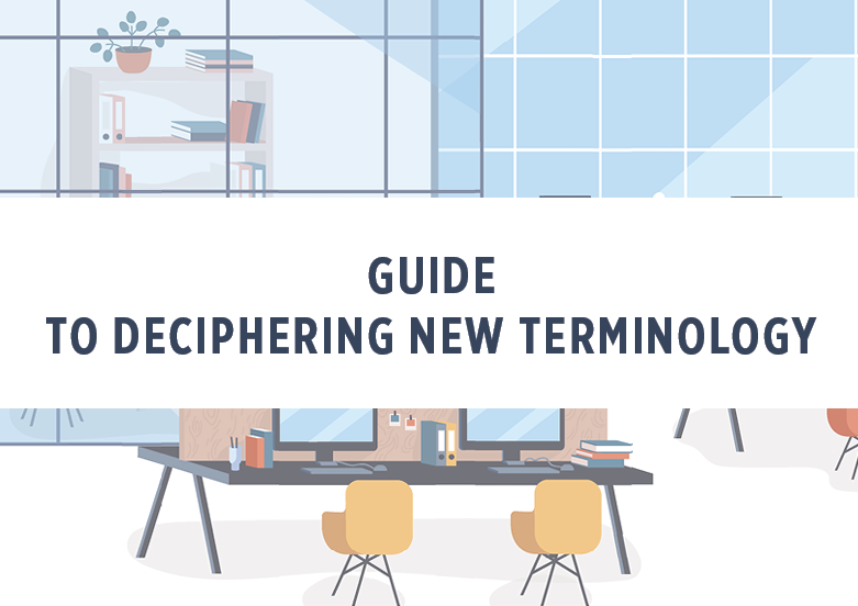 Terminology Guide Button